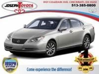 2009 LEXUS ES 350 Base Sedan Front-wheel Drive