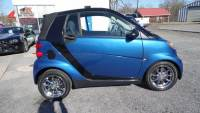 2008 Smart fortwo passion cabrio 2dr Convertible