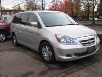 2007 Honda Odyssey EX-L 4dr Mini-Van w/Navi and DVD