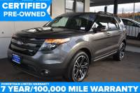 Certified Pre-Owned 2015 Ford Explorer Sport AWD