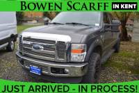 Pre-Owned 2008 Ford F-250SD Lariat 4WD