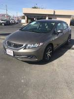 2013 Honda Civic LX 4dr Sedan 5A