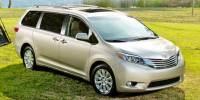 2015 ToyotaSienna Limited