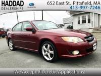 Used 2009 Subaru Legacy 2.5i Limited in Pittsfield MA