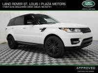 2015 Land Rover Range Rover Sport Supercharged 4WD Supercharged