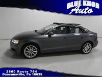 2015 Audi A3 1.8T Sedan in Duncansville | Serving Altoona, Ebensburg, Huntingdon, and Hollidaysburg PA