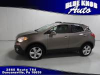 2015 Buick Encore Leather SUV in Duncansville | Serving Altoona, Ebensburg, Huntingdon, and Hollidaysburg PA