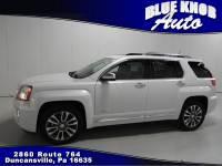 2016 GMC Terrain Denali SUV in Duncansville | Serving Altoona, Ebensburg, Huntingdon, and Hollidaysburg PA