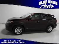 2015 Kia Sorento LX SUV in Duncansville | Serving Altoona, Ebensburg, Huntingdon, and Hollidaysburg PA