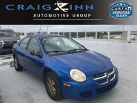 Pre Owned 2004 Dodge Neon 4dr Sdn SXT