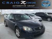Pre Owned 2006 Nissan Altima 4dr Sdn I4 Manual 2.5