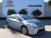 Certified Pre-Owned 2014 Toyota Prius STD FWD 5D Hatchback