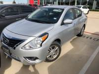 2015 Nissan Versa SV Sedan For Sale in Burleson, TX
