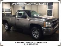 2012 Chevrolet Silverado 3500HD Work Truck Long Box 4WD