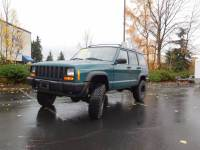 1997 Jeep Cherokee 4dr Sport 4WD SUV