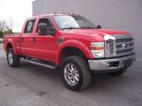 2008 Ford F-250 Super Duty Lariat
