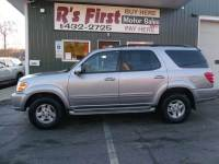 2001 Toyota Sequoia Limited 4WD 4dr SUV