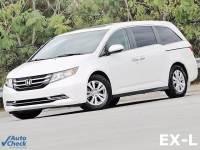 2014 Honda Odyssey EX-L . SUNROOF . HEATED SEATS . BL2TH . Van