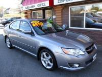 2008 Subaru Legacy AWD 2.5i Limited 4dr Sedan 4A