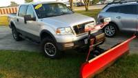 2004 Ford F-150 4dr SuperCrew FX4 4WD Styleside 5.5 ft. SB