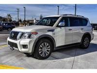 2017 Nissan Armada SUV All-wheel Drive