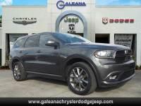 2015 Dodge Durango AWD 4dr SXT Sport Utility