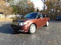 2010 Ford Flex SEL AWD 4dr Crossover