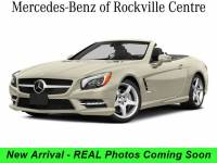 Certified Pre-Owned - 2015 Mercedes-Benz SL SL 550 Convertible