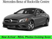 Certified Pre-Owned - 2015 Mercedes-Benz CLA CLA 250 4MATIC® Coupe