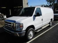 2011 Ford Econoline Vans : E-250 Cargo Van Loaded Chrome Front 98K
