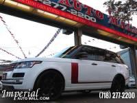 2014 Land Rover Range Rover 4x4 4dr SUV