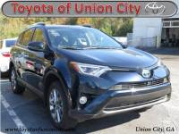 Certified Pre-Owned 2017 Toyota RAV4 Hybrid LTD AWD