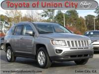 Pre-Owned 2016 Jeep Compass Latitude FWD Sport Utility