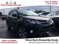Pre-Owned 2015 Toyota RAV4 XLE ALL WHEEL DRIVE SUNROOF AWD