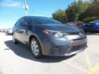 Pre-Owned 2016 Toyota Corolla LE Sedan in Orlando FL