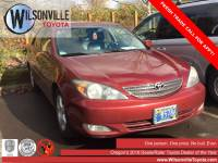 Pre-Owned 2003 Toyota Camry SE FWD 4D Sedan