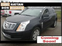 Pre-Owned 2014 Cadillac SRX Luxury FWD 4D Sport Utility