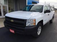 Used 2011 Chevrolet Silverado 1500 Extended Cab Standard Box 4-Wheel Drive Work Truck
