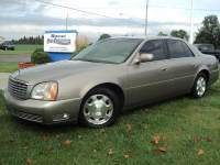 2002 Cadillac DeVille 4dr Sedan