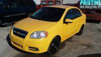 2011 Chevrolet Aveo LS 4dr Sedan