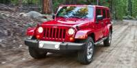 Pre Owned 2014 Jeep Wrangler Unlimited 4WD 4dr Sahara