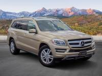 Certified Pre-Owned 2013 Mercedes-Benz GL 350 AWD 4MATIC®