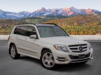 Certified Pre-Owned 2015 Mercedes-Benz GLK 250 AWD 4MATIC®