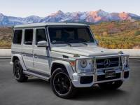 Certified Pre-Owned 2014 Mercedes-Benz G 63 AMG® SUV AWD 4MATIC®