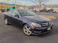 Pre-Owned 2012 Mercedes-Benz C 250 RWD COUPE