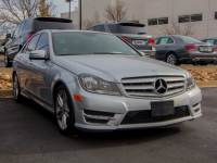 Pre-Owned 2012 Mercedes-Benz C 300 Sport AWD 4MATIC®