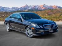 Certified Pre-Owned 2012 Mercedes-Benz E 550 AWD 4MATIC®