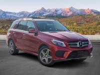 Certified Pre-Owned 2016 Mercedes-Benz GLE 400 AWD 4MATIC®