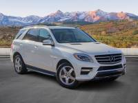 Certified Pre-Owned 2012 Mercedes-Benz M-Class ML 550 AWD 4MATIC®