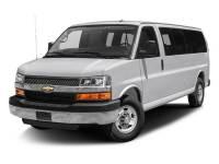 2016 Chevrolet Express Passenger LT 3500 3dr Extended Passenger Van w/1LT